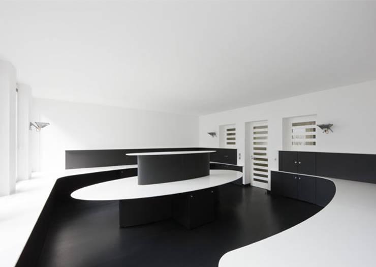 Office Digital Outdoor:  Geschäftsräume & Stores von IONDESIGN GmbH