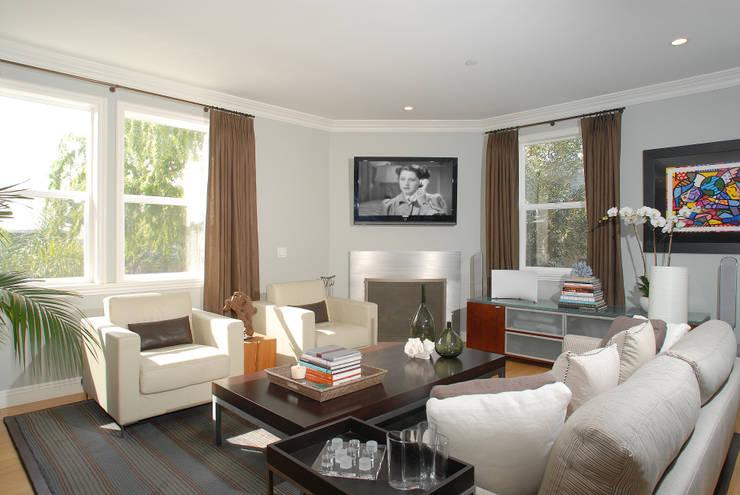 Lewis & Co: modern tarz Oturma Odası