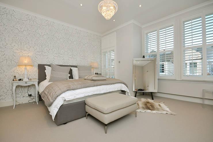 Fulham 1:  Bedroom by MDSX Contractors Ltd