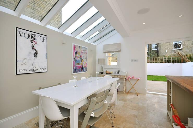 Dapur oleh MDSX Contractors Ltd, Modern