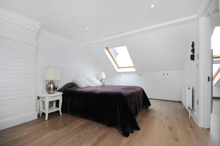 Fulham 2: modern Bedroom by MDSX Contractors Ltd