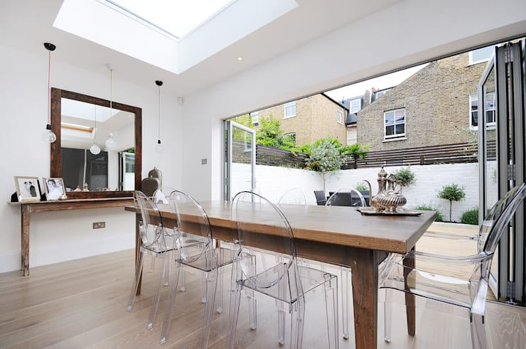 Fulham 2:  Kitchen by MDSX Contractors Ltd