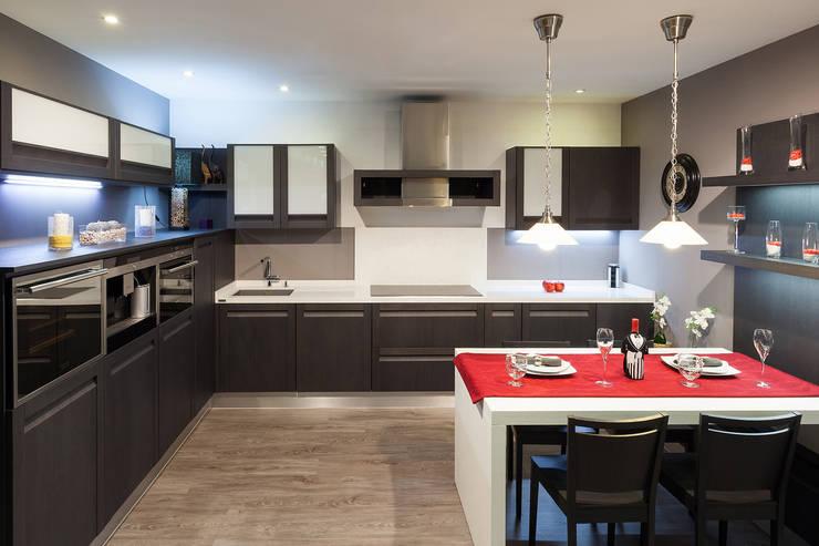 مطبخ تنفيذ Cocinas Rio