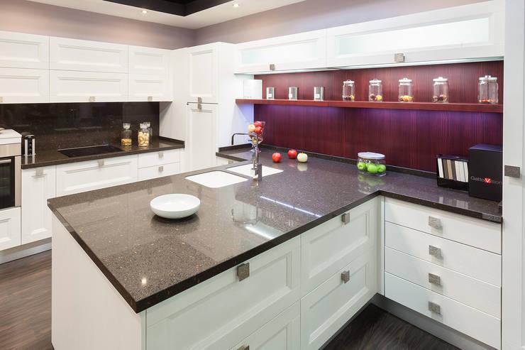Dapur oleh Cocinas Rio, Minimalis