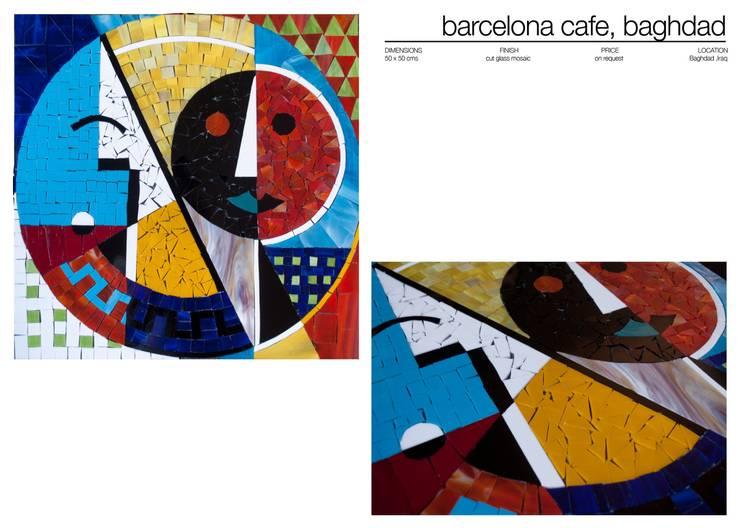 ห้องทานข้าว by Martin Brown Mosaics