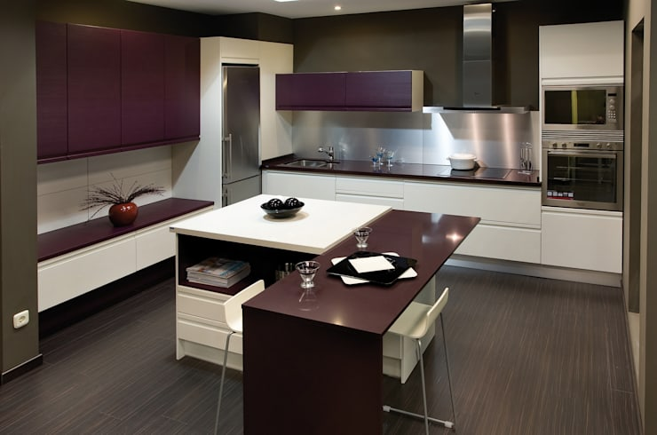 Kitchen by Cocinas Rio, Minimalist