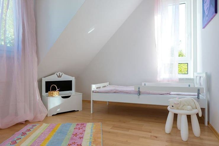 Kinderzimmer - nachher: klassische Kinderzimmer von Münchner home staging Agentur GESCHKA