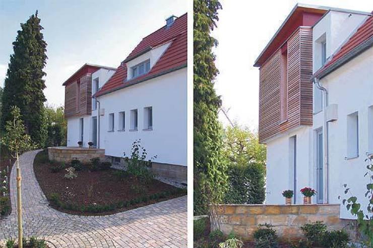 Architekturbüro HOFFMANN:  tarz Evler