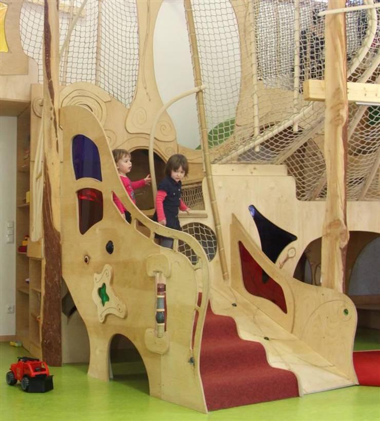 Erweiterung           Kindertagesstätte | L:  Schulen von Architekturbüro HOFFMANN