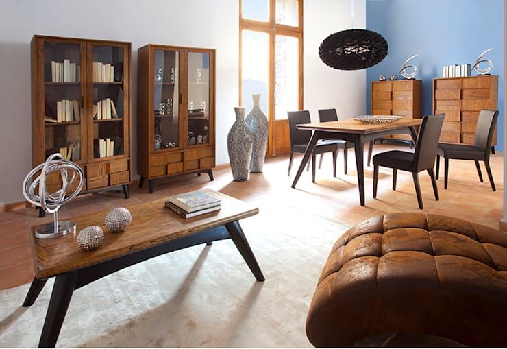 Living room by Quino Prades