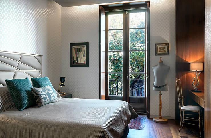 Slaapkamer door Cota Cero Interiorismo