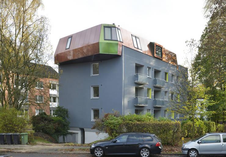 STC17:  Häuser von and8 Architekten Aisslinger + Bracht