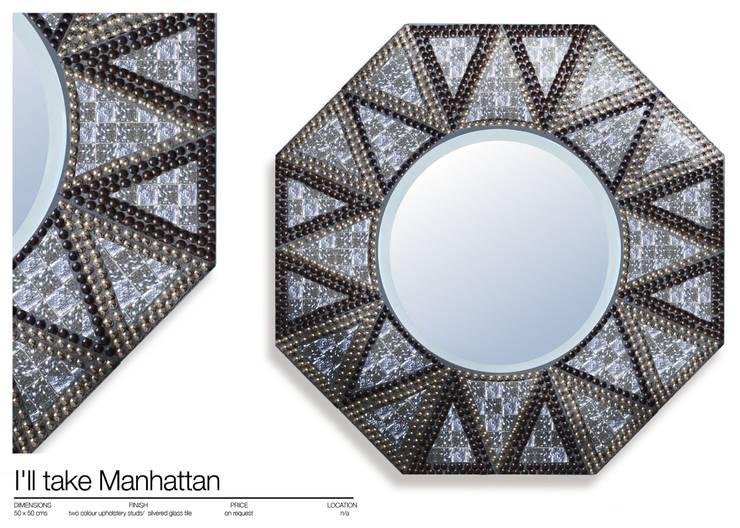 Vestiário  por Martin Brown Mosaics