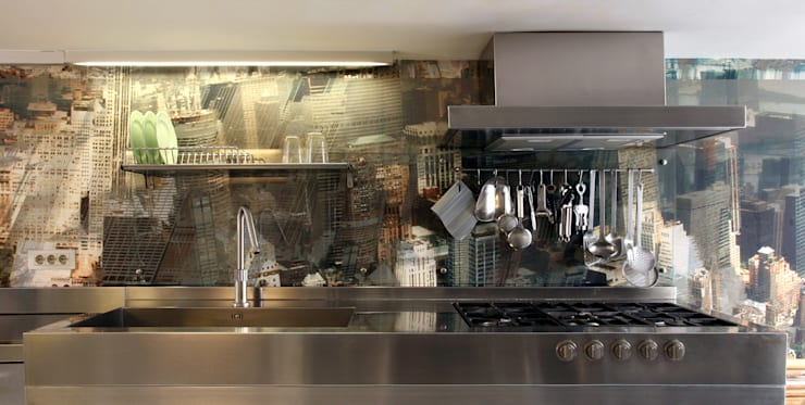 modern Kitchen by MAGMA