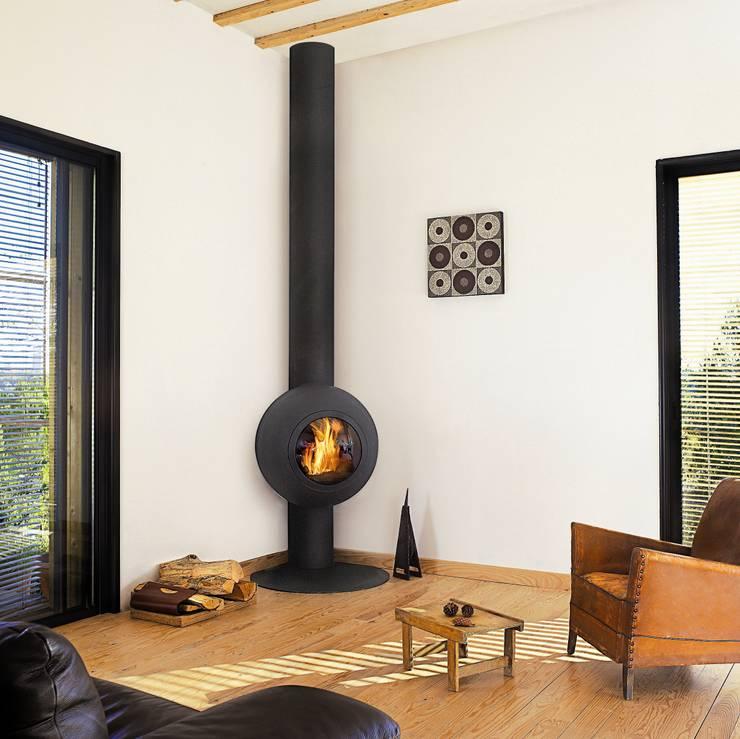 Projekty,  Salon zaprojektowane przez Diligence International Ltd