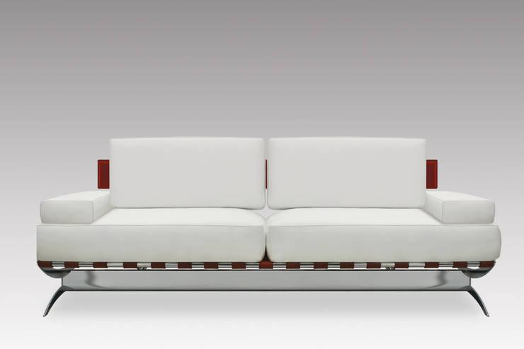 Park Lane divano: Soggiorno in stile  di de Milan