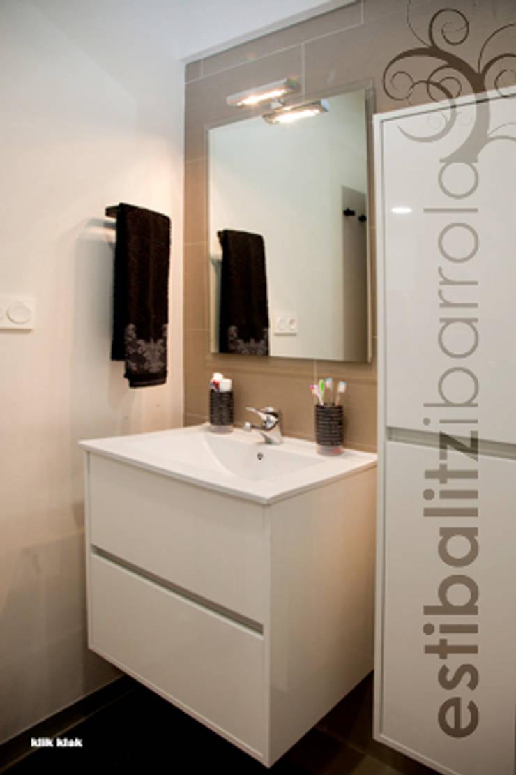 浴室 by ESTIBALITZ IBARROLA