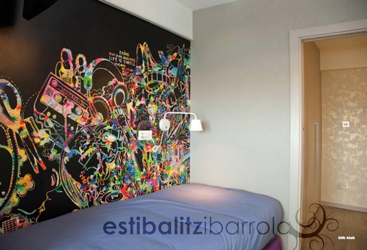 臥室 by ESTIBALITZ IBARROLA