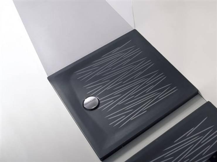 Filo: Bagno in stile in stile Eclettico di Massimiliano Braconi Designer