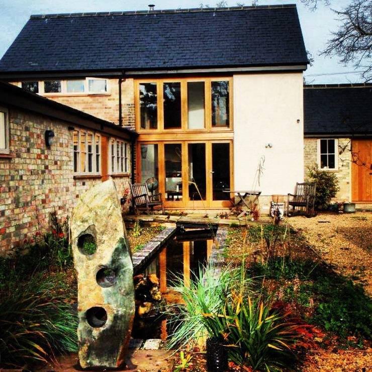 landelijke Huizen door MCMM Architettura
