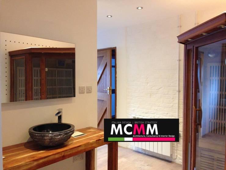 Fitness  por MCMM Architettura