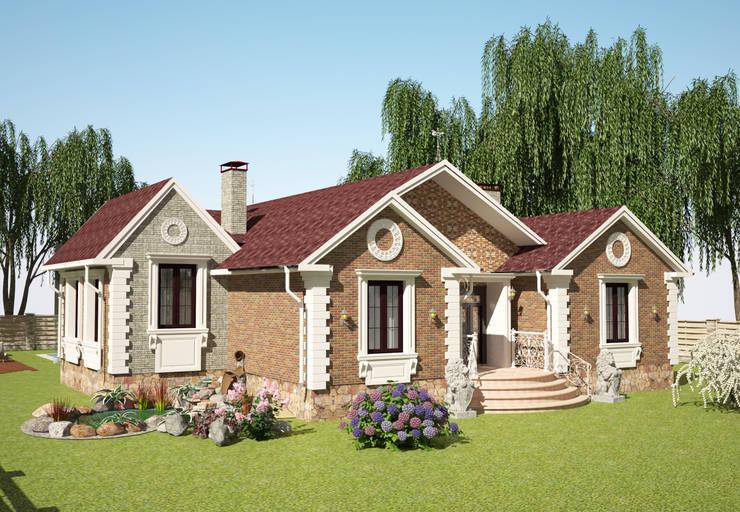 classic Houses by Гурьянова Наталья