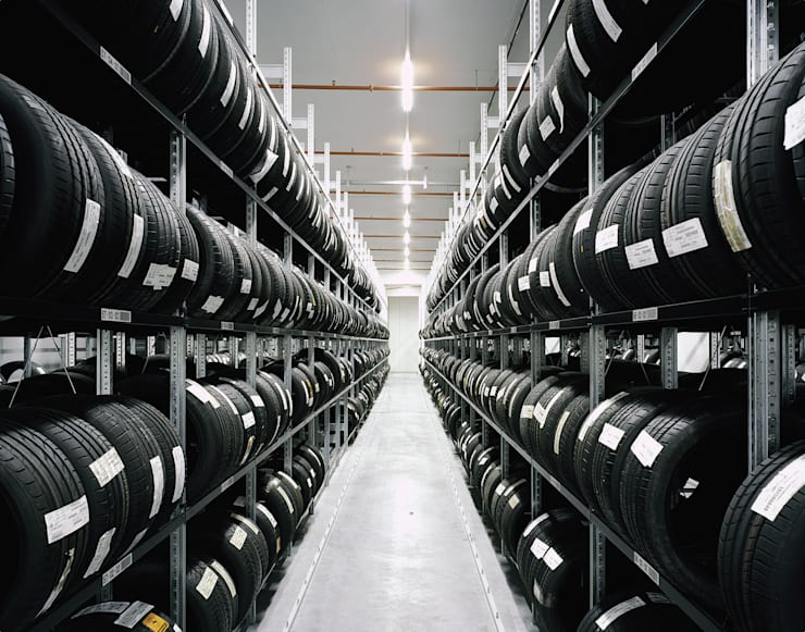 Logistikzentrum:   von Gellink + Schwämmlein Architekten,