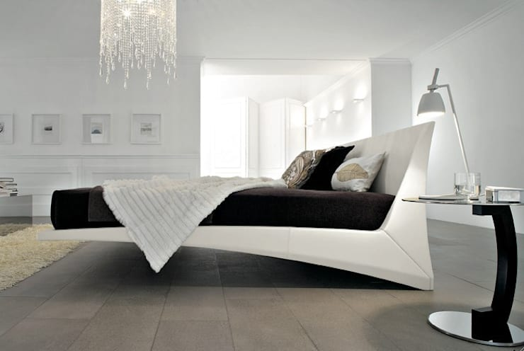 modern Bedroom by Muebles Flores Torreblanca