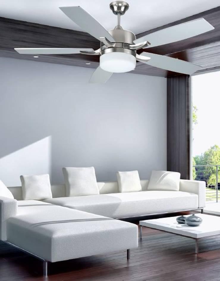 Livings de estilo  por Muebles Flores Torreblanca