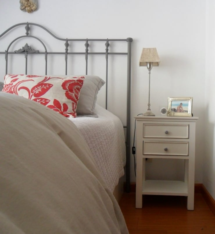 Dormitorio Principal: Dormitorios de estilo  por Estudio Canva´s.