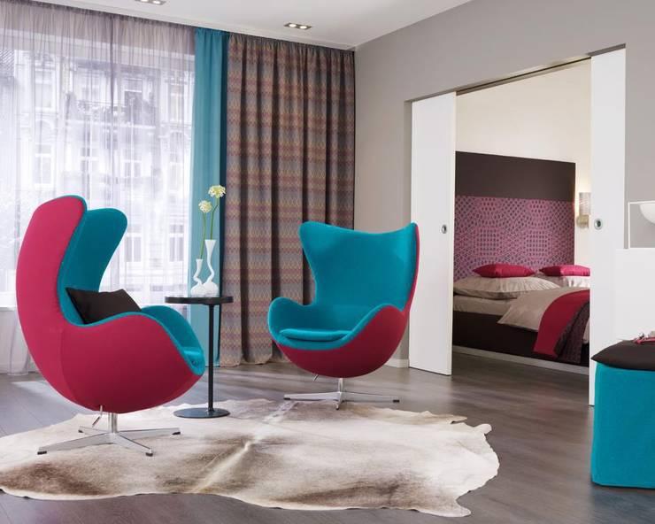 Bedroom تنفيذ Muebles Flores Torreblanca