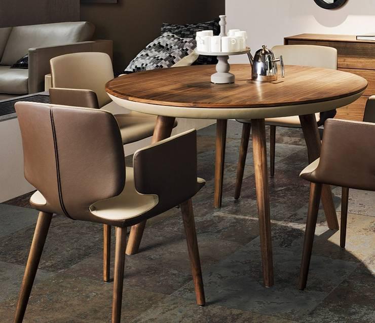 Salle à manger de style de style Moderne par Wharfside Furniture