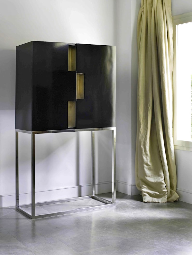 modern Living room by Ines Benavides