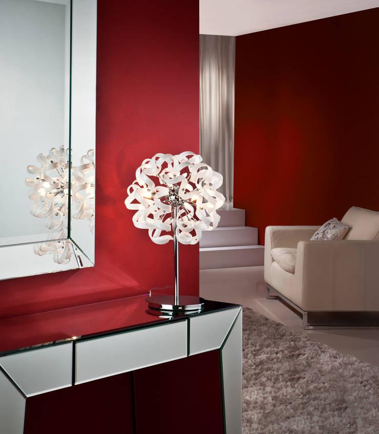 Ingresso, Corridoio & Scale in stile  di Muebles Flores Torreblanca