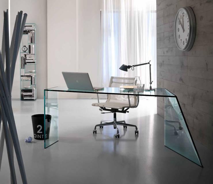 Muebles Flores Torreblanca:  tarz Çalışma Odası