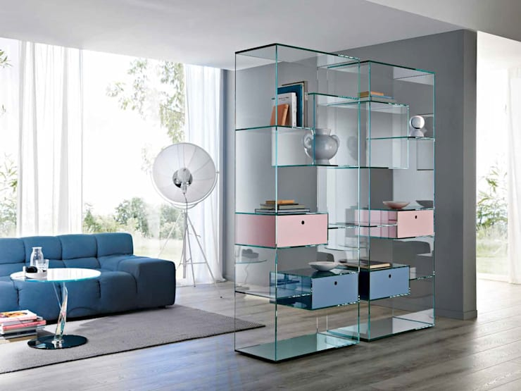 Living room by Muebles Flores Torreblanca