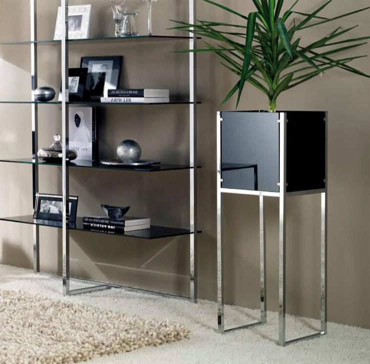 Salas de estilo  por Muebles Flores Torreblanca