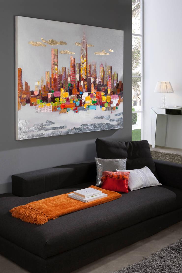 de estilo  por Muebles Flores Torreblanca, Moderno