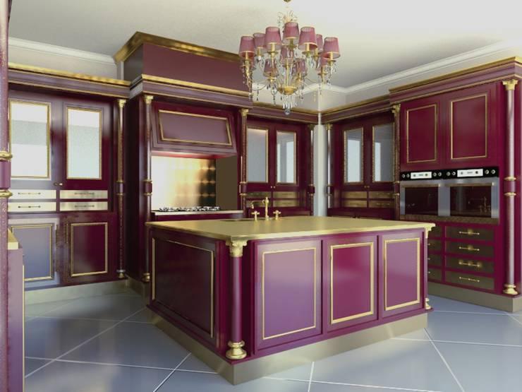 Cantu kitchen: Cucina in stile  di elisalage