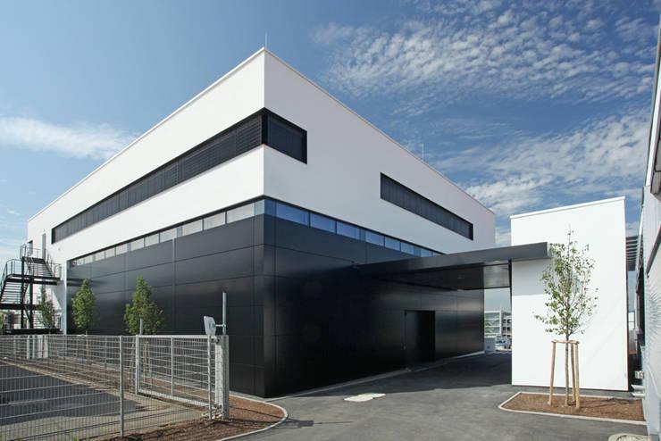 Edificios de Oficinas de estilo  por Gellink + Schwämmlein Architekten