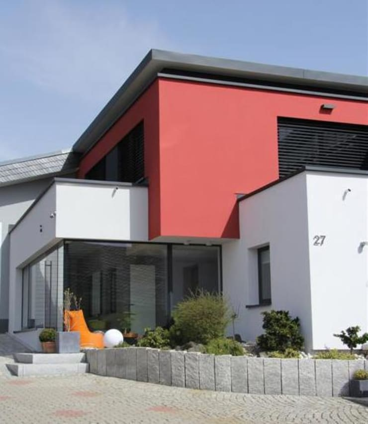 Houses by Architekturbüro HOFFMANN