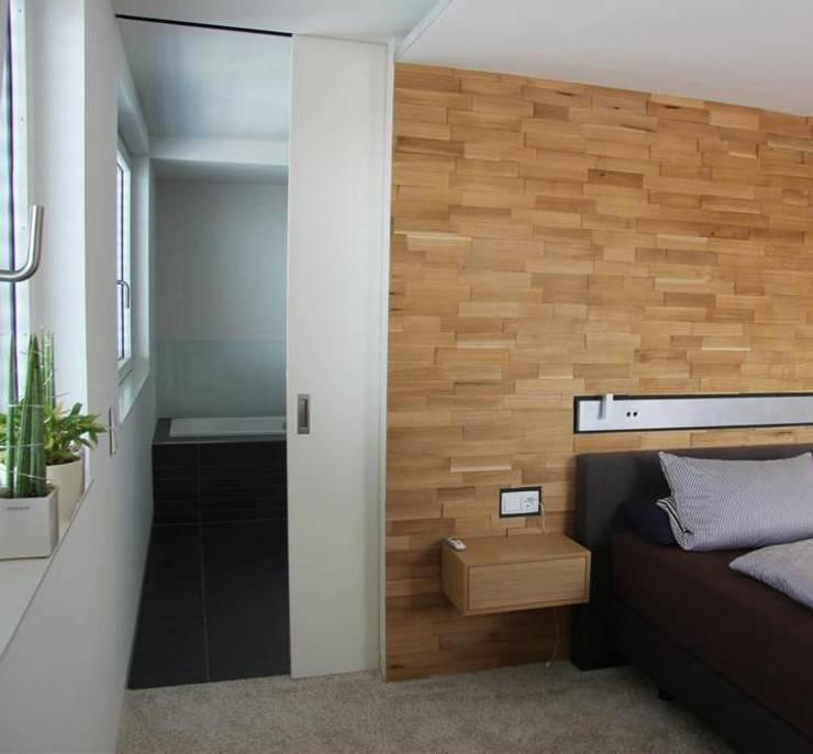 Bedroom by Architekturbüro HOFFMANN