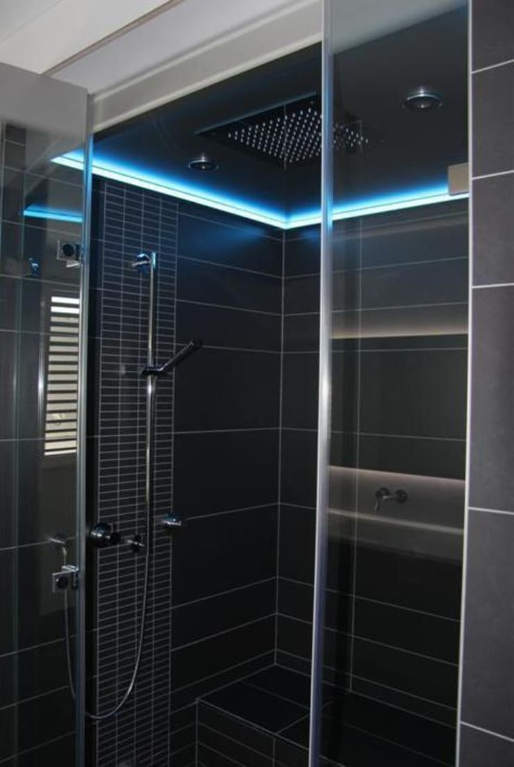 Bathroom by Architekturbüro HOFFMANN