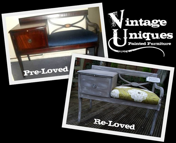 Makeovers:   by Vintage Uniques
