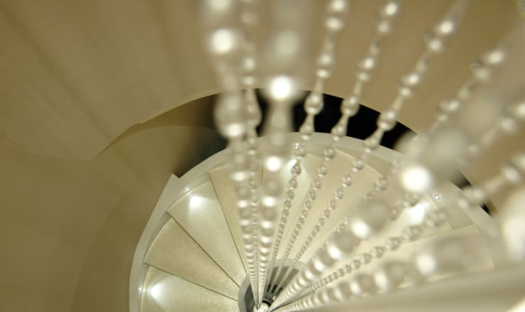 Enrico Muscioni Architect が手掛けた玄関&廊下&階段