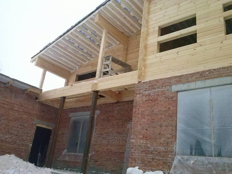 фото во время строительства:  в . Автор – Гурьянова Наталья
