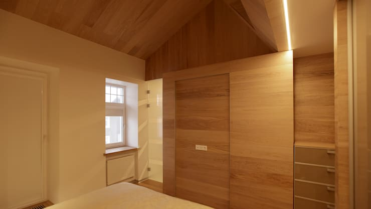 Townhouse <q>Bristol</q>: Спальни в . Автор – Shar Project