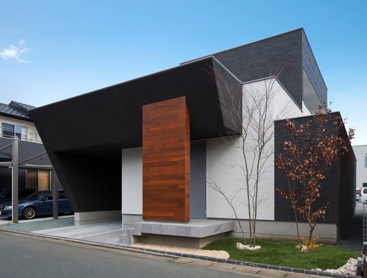 M6-house 「  幾何学の家」: Architect Show co.,Ltdが手掛けた家です。