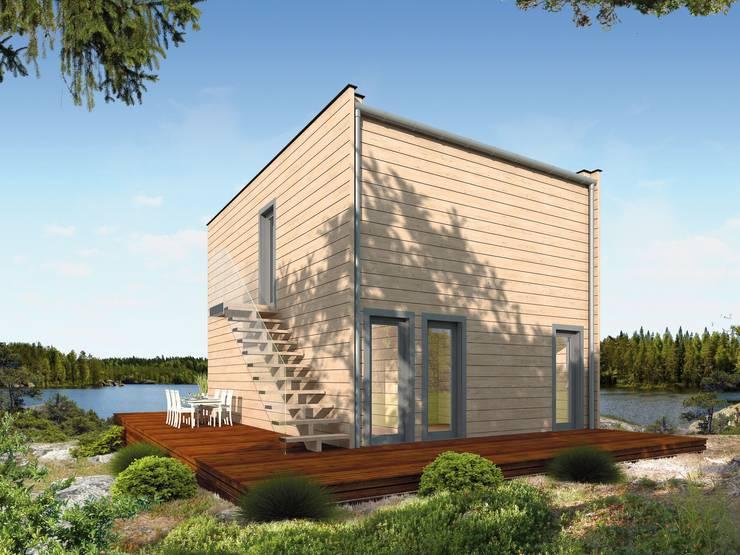 層疊式原木屋 by THULE Blockhaus GmbH