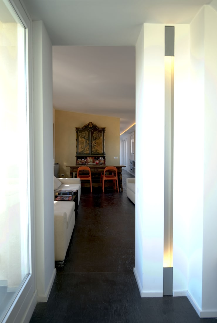 Calzoni architetti:  tarz Oturma Odası